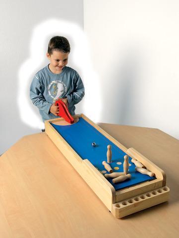 Desktop Bowling Sensory Toy