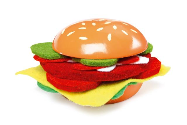 Cheeseburger - Independence Sensory Toy