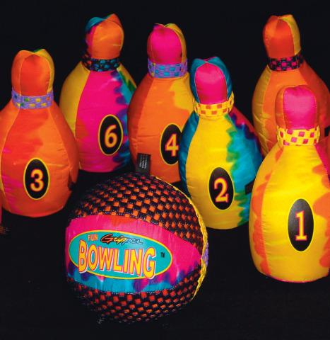 Fun Gripper Bowling Set