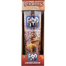 Find It Pirates