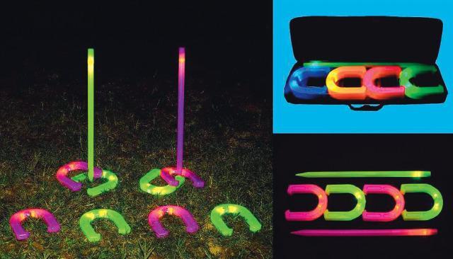 Shooting U's - Variable Force Sensory Toy