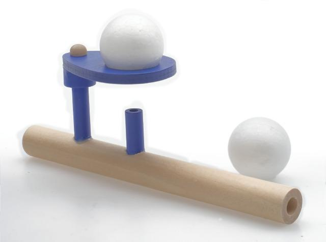 Sensory Ball Blowing Toy