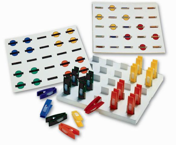 Pattern Grip - Puzzle Sensory Toy