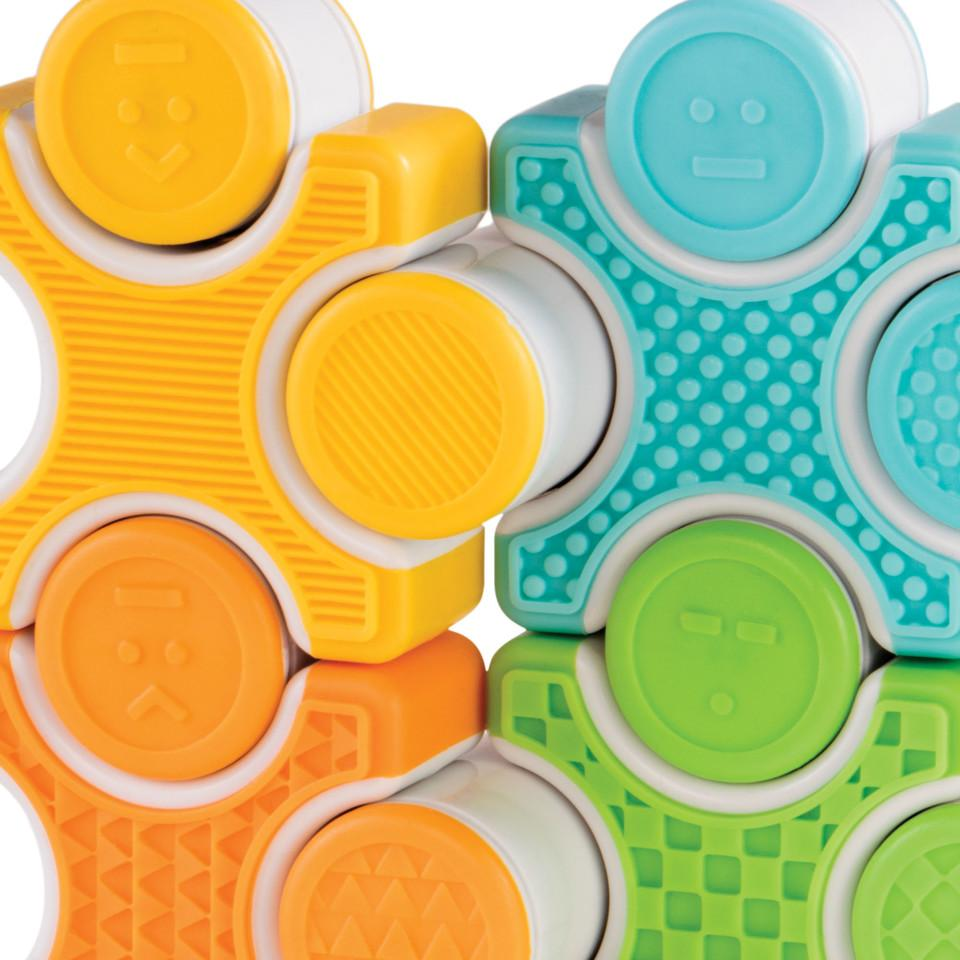 16 Piece Grippies - Stackers