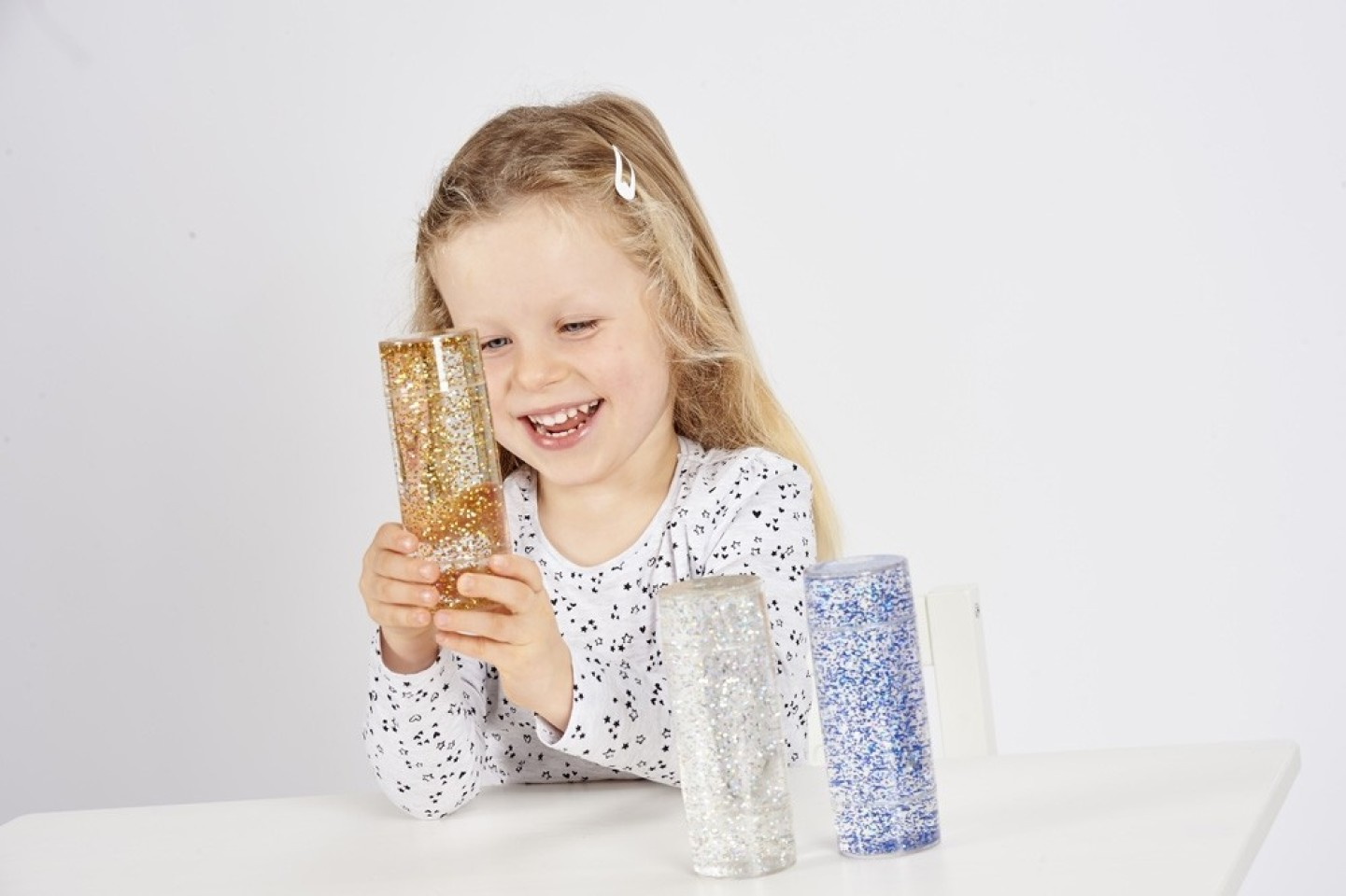 Sensory Glitter Storm Set - Visual Sensory Toy