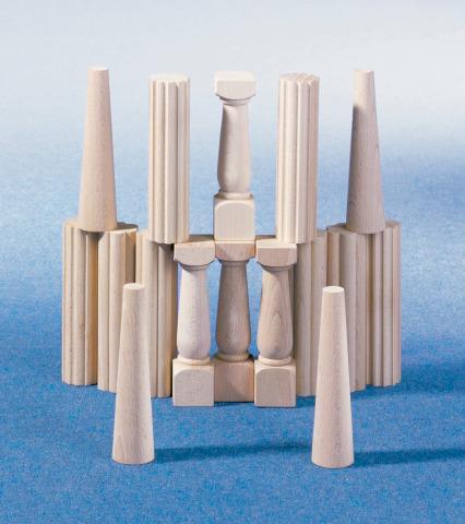 Block Support Columns