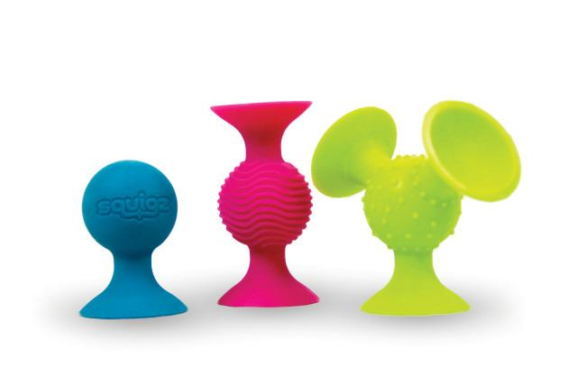pipSquigz - Textured Suction Toy