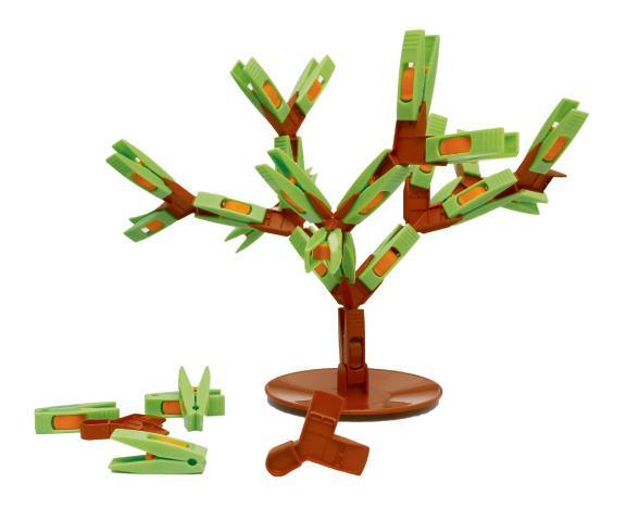 Puzzle Tree - Puzzle Sensory Toy