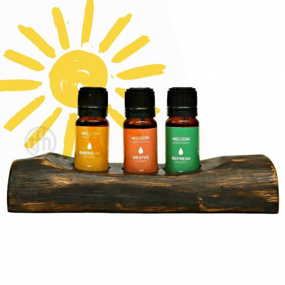 Energize - Essential Oils for Diffuser