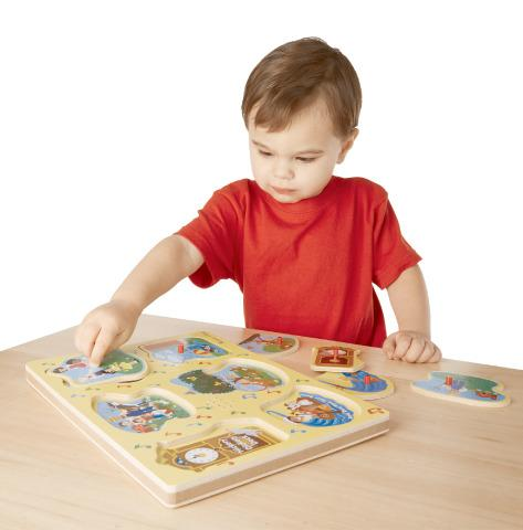 Puzzle, Sing Along Nursery Rhymes 1