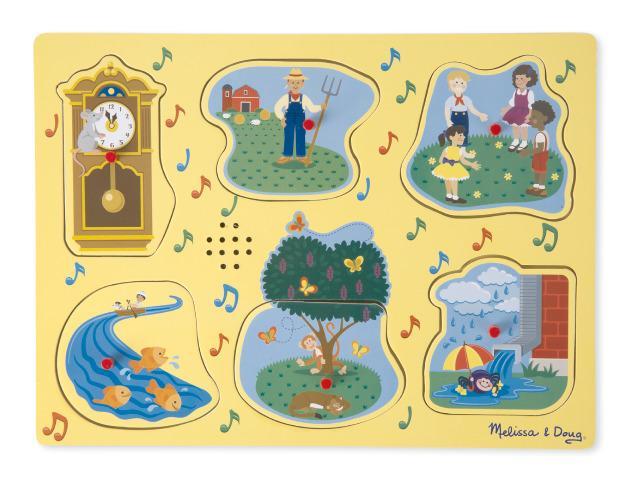 Sing Along Nursery Rhymes 1 - CDs DVDs Sensory Toy