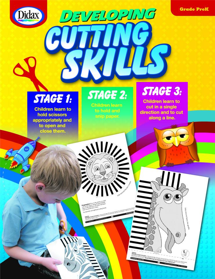 Smart Scissors & Skills Workbook