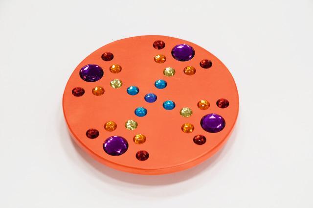 Spinning Jewel Tops