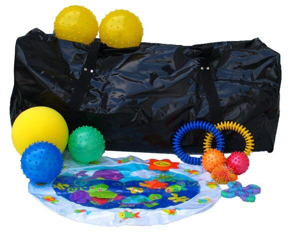 Sensory Motor Kit - Gentle Sensory Toy
