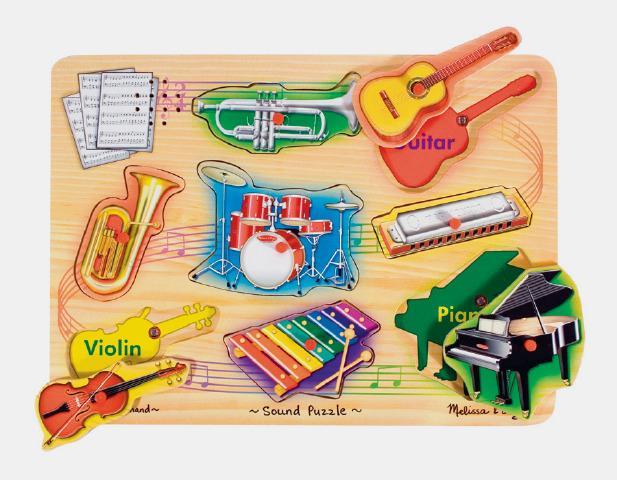 Basic Sound Puzzle Kit