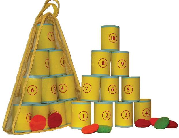 Tin Can Alley - Aiming Sensory Toy