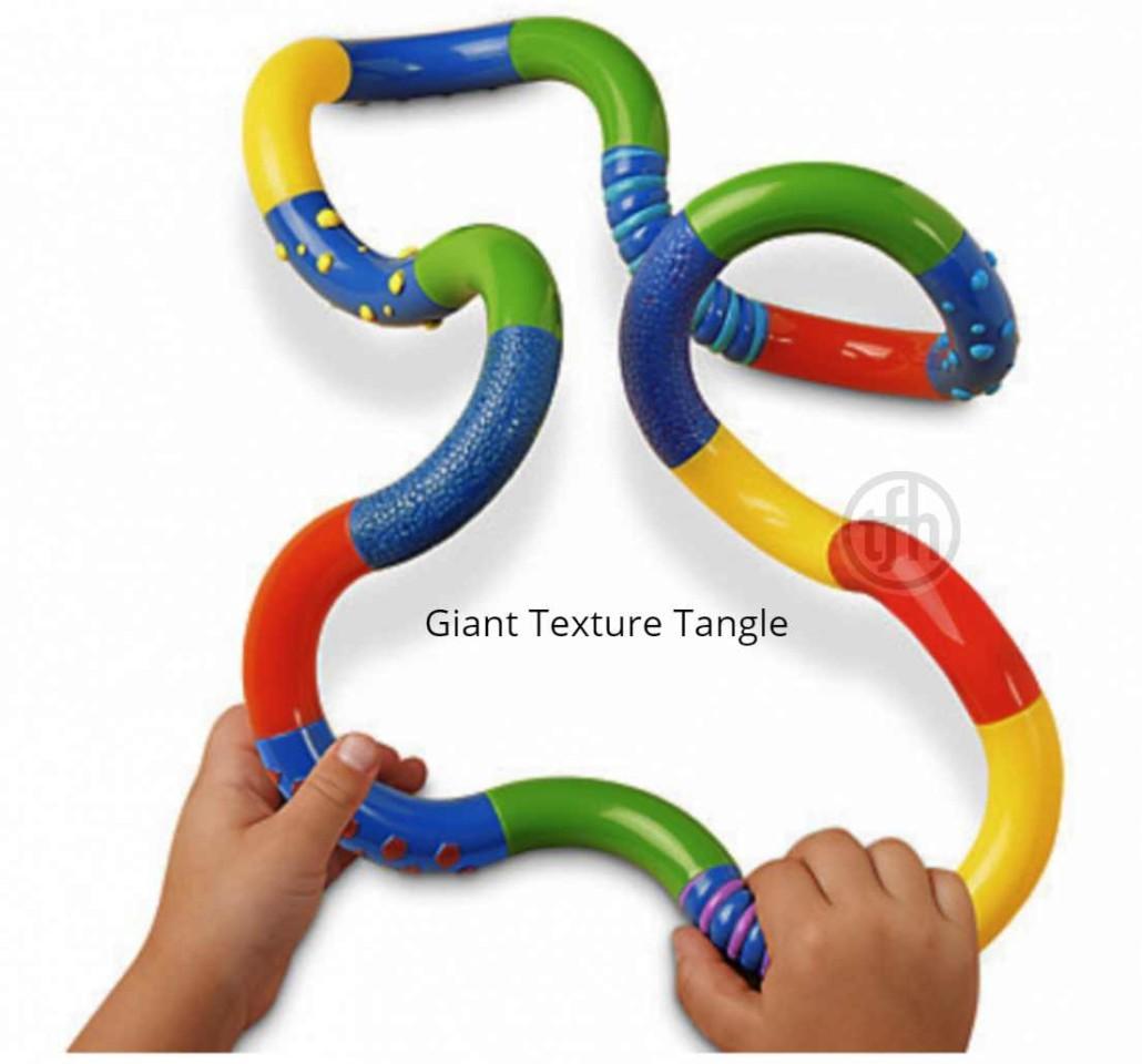Giant Texture Tangle