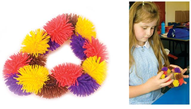 Tangle Hairy Fidget Toy