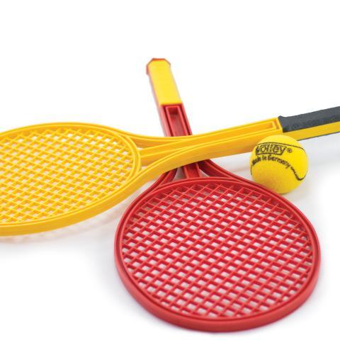 Raquets & Ball