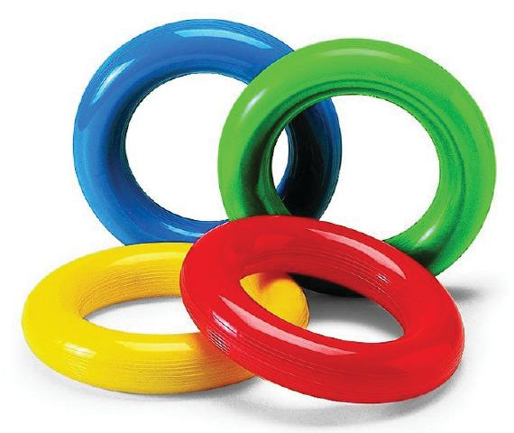 Ribbad ring