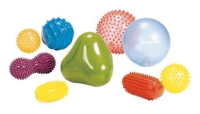 Sensory Shapes & Balls
