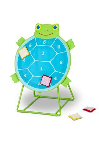 Turtle Target Bean Bag Toss Game