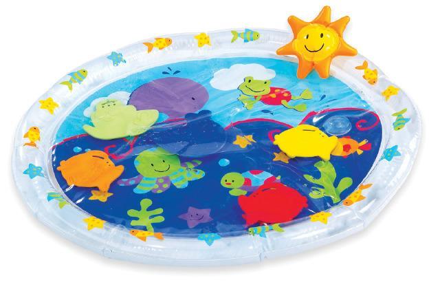 Water Play Mat