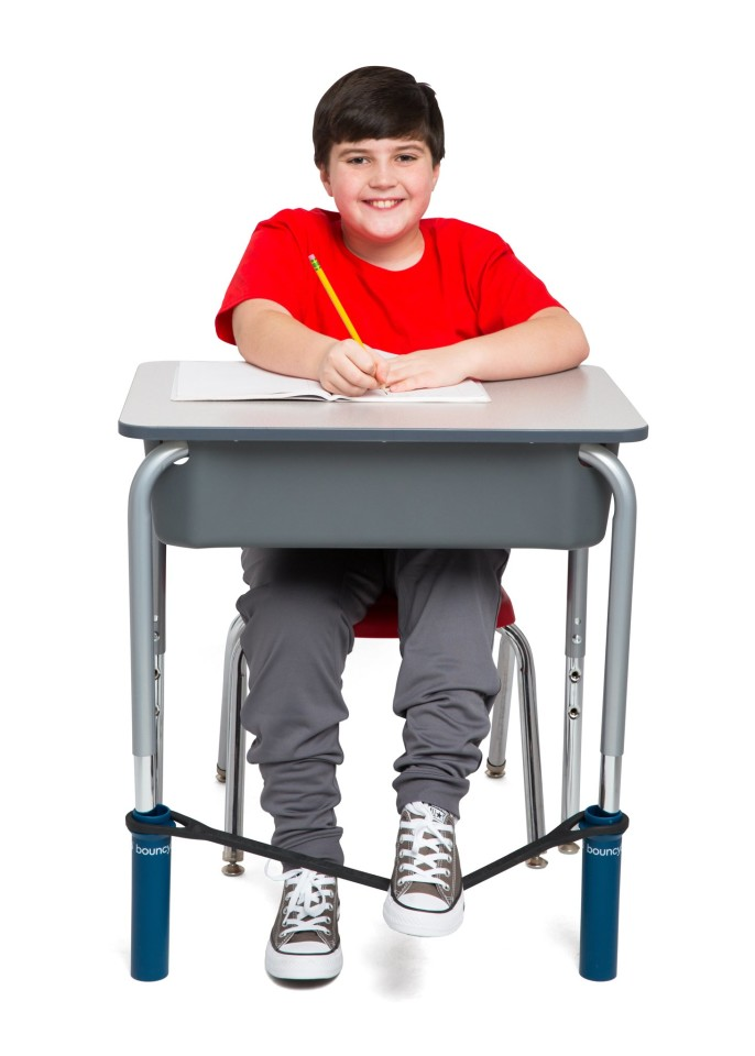 Bouncyband® Student Edition for School Desks