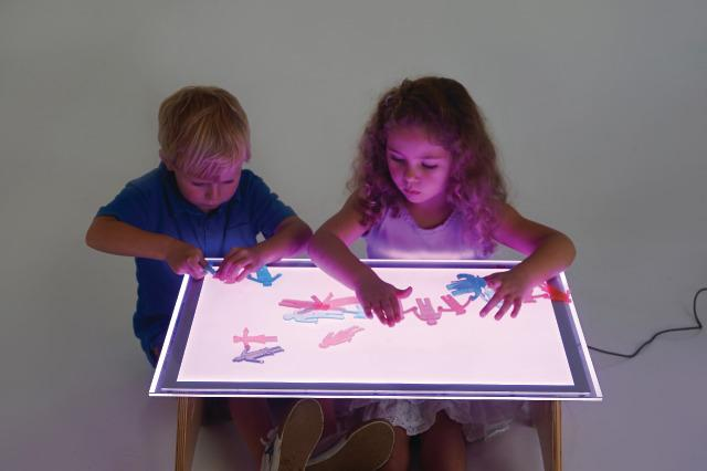 A2 Visual Colour Changing Panel