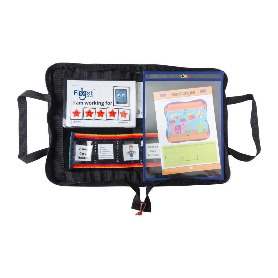 Fidget Folder All In One Sensory Bundle