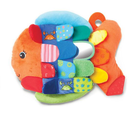 Flip Fish Exploration Toy - 38x27cm