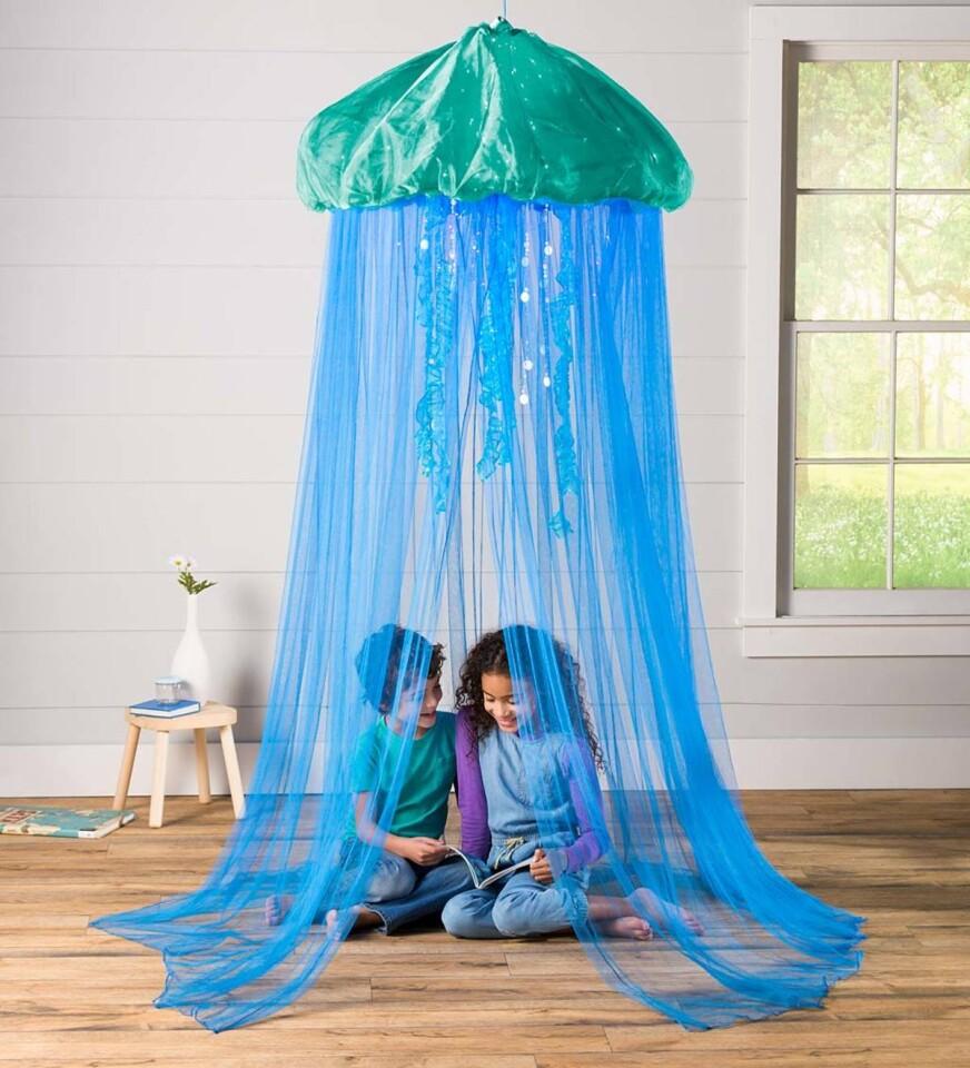 Jellyfish Hideaway Sensory Tent