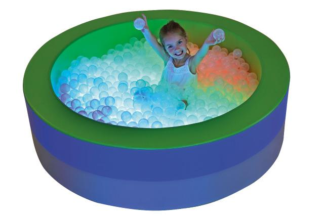 LED Ball Pool