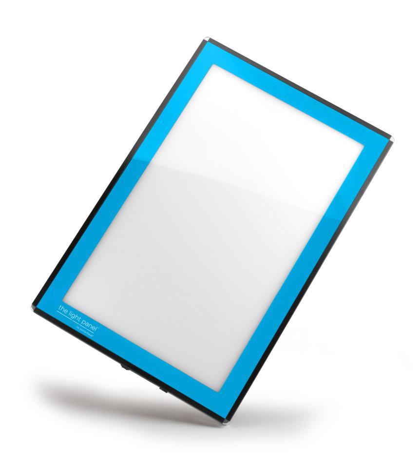 LED Light Panel     Large- Color: Blue