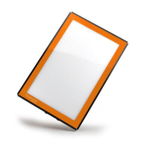 LED Light Panel     Small- Color: Orange