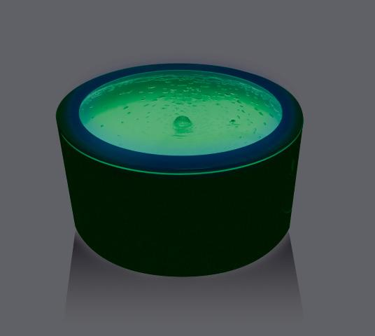 Round Bubble Table
