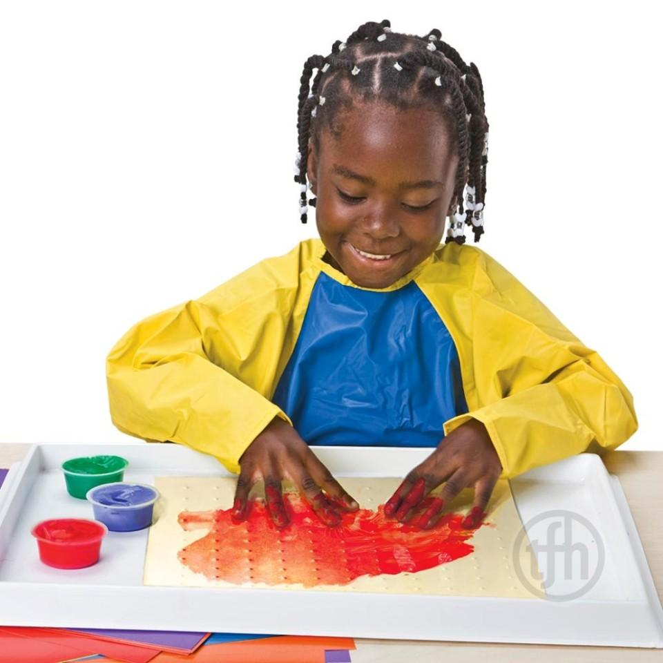Sensory Learning Fine Textures Paper