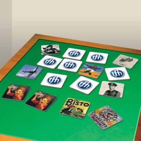 Memory Card Game For Older People