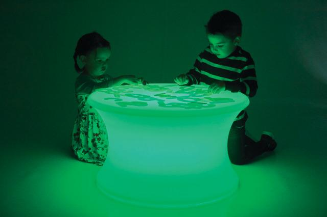 Sensory Light Table