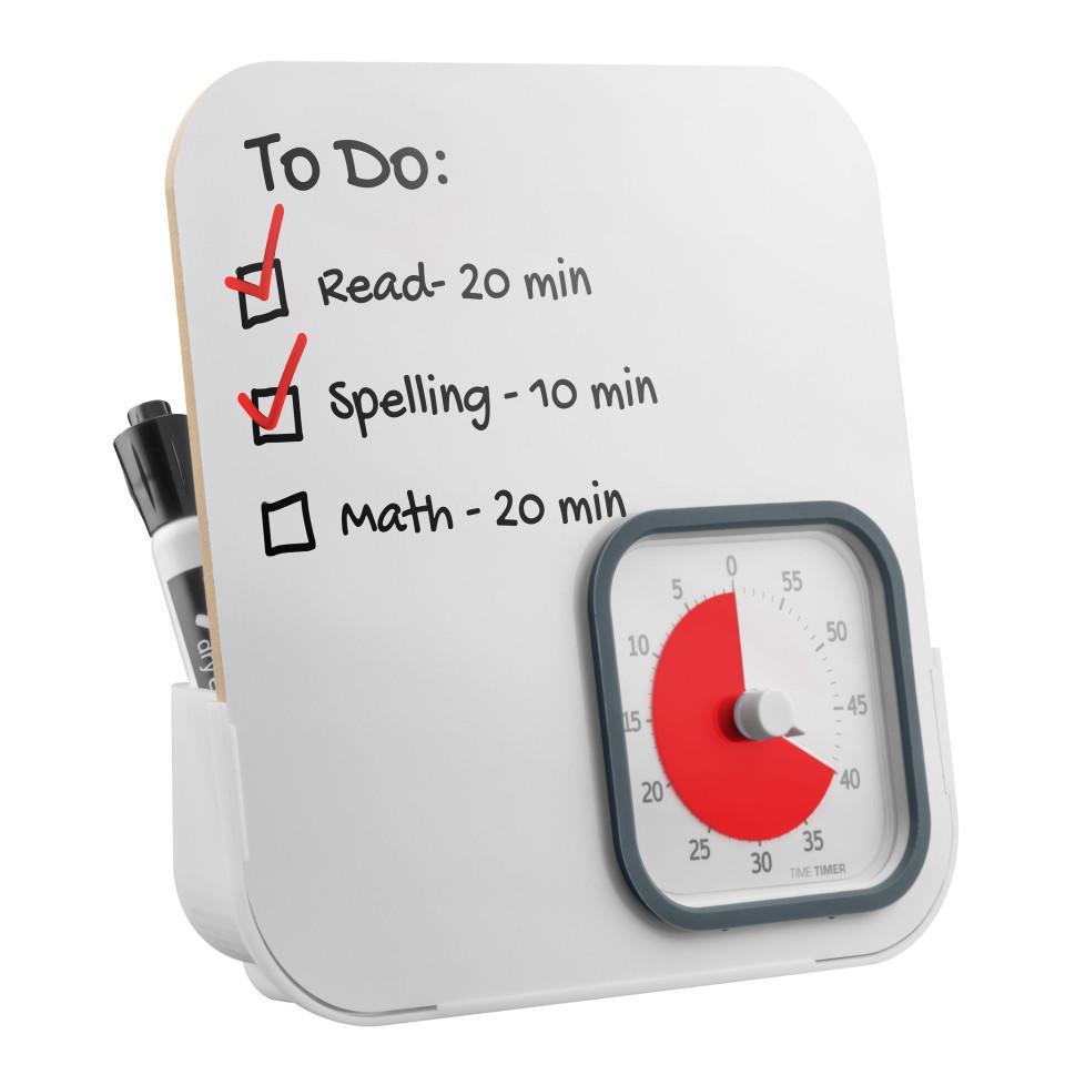 Time Timer MOD & Dry Erase Board
