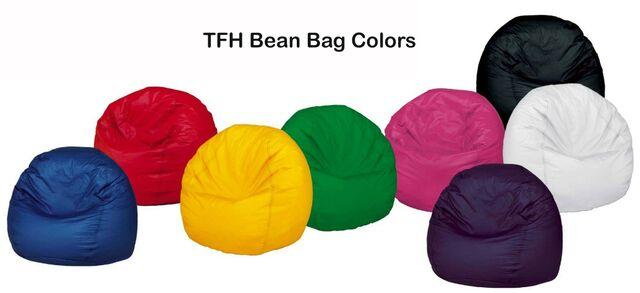 Large Bean Bag- Color: Yellow