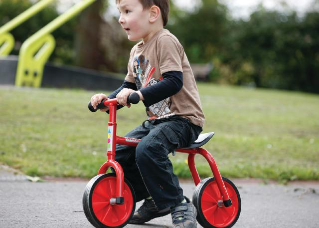 Balance Bike Small