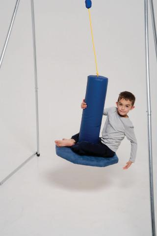 Padded Disc Swing - Indoor Swing Sensory Toy