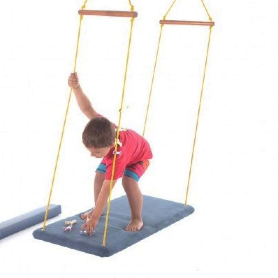 Therapy Swing, Suspended Rectangle Platform