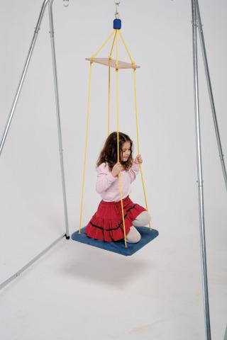 Small Square Platform - Indoor Swing Sensory Toy