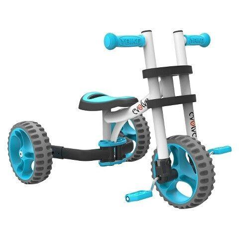Ybike Evolve-Blue