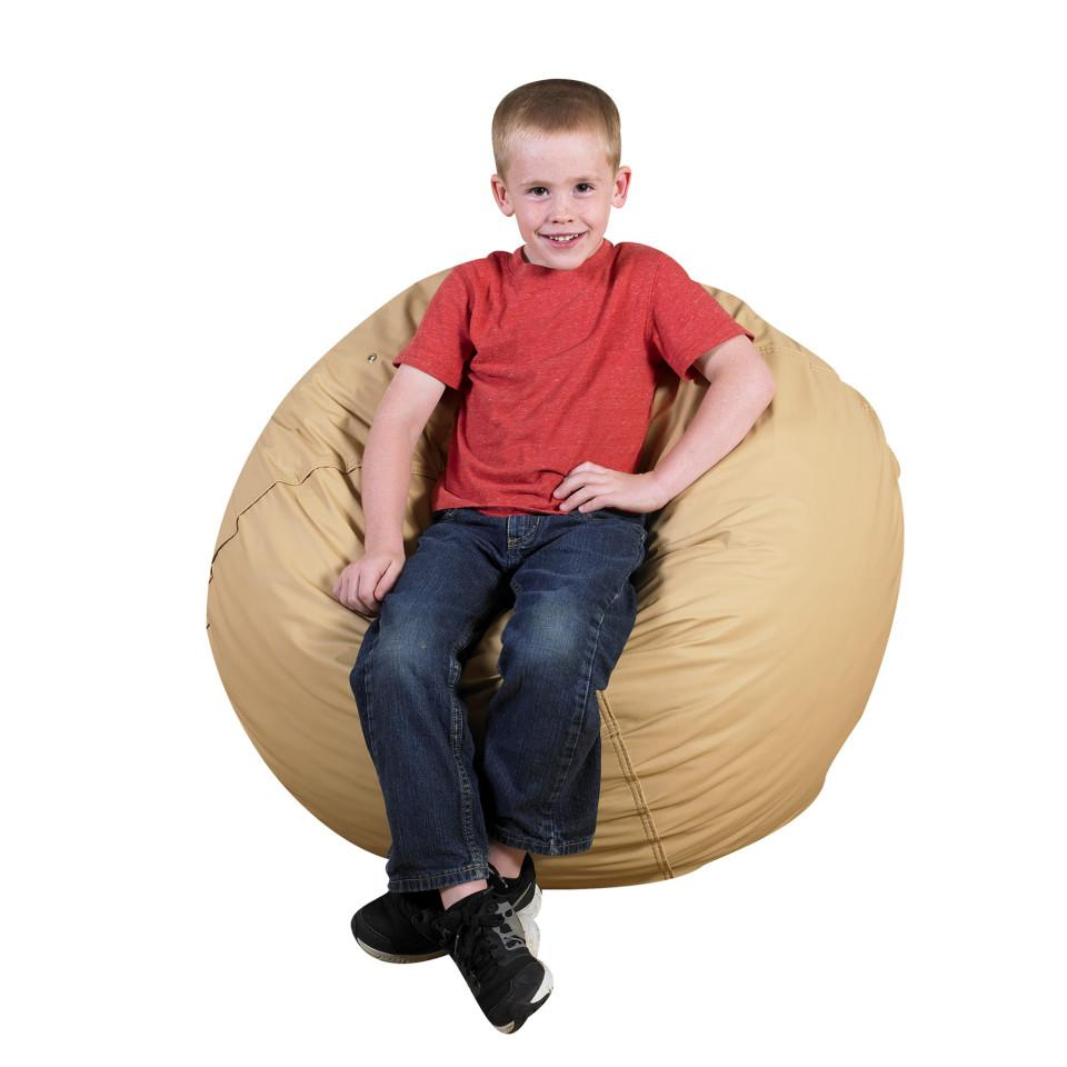 "31"" Foam-Filled Bean Bag"