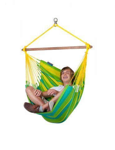 Hammock Chair Sonrisa Lime