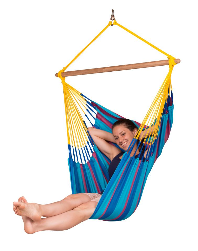 Hammock Chair Sonrisa Wild Berry
