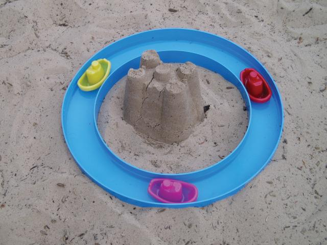 Sand Circle - The Perfect Moat